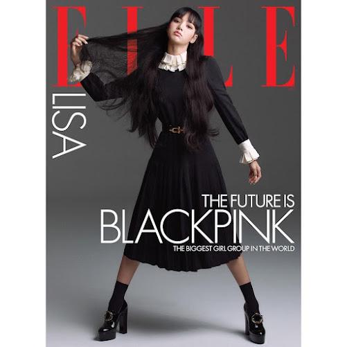 Lalisa Manoban black pink