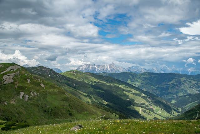 Der Pinzgauer Spaziergang  Die Saalbach Wander-Challenge 06