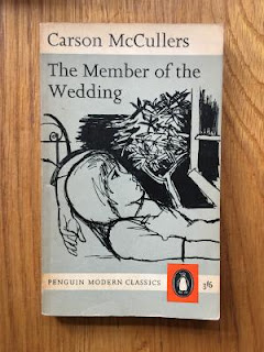 """The member of the wedding"" - Carson McCullers"