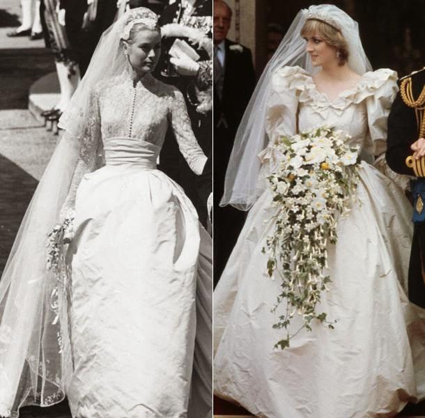 Wedding Dresses With Style: 29 Iconic Celebrity Wedding ...