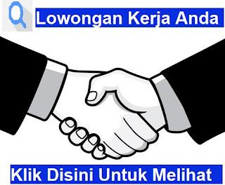 Lowongan Kerja Indonesia Terbaru 2019