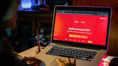 Perkuat Sektor Periklanan Digital, Telkomsel Gelar DigiHackaction