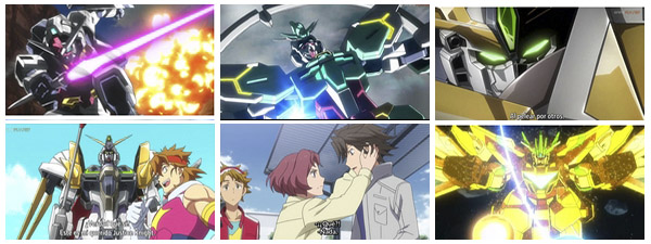 Gundam Build Divers Re:Rise Online