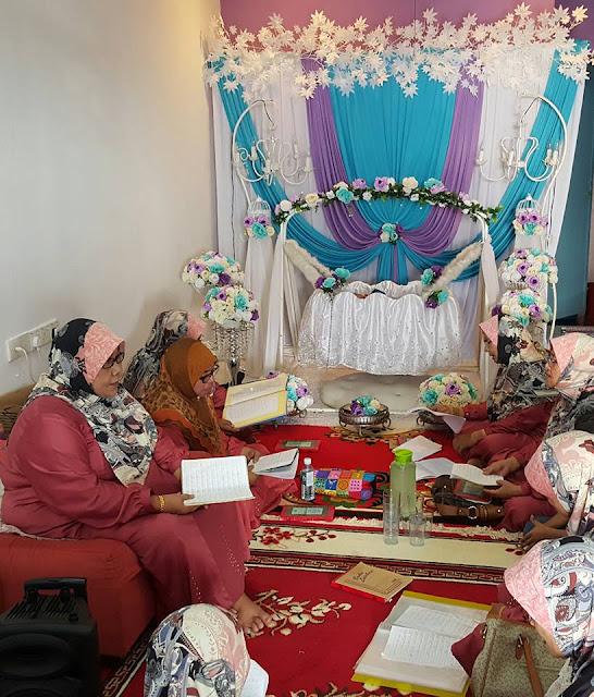 Marhabban di Majlis Aqiqah