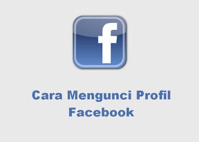 Mengunci profil fb