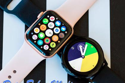 Apple Watch Vs Galaxy Watch, Mana Yang Unggul?