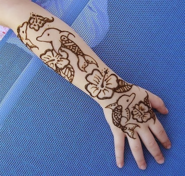 Easy Mehndi Design for Kids hands Pictures 2013-2014 , Easy Mehndi Design for Kids hands 2013-2014 , Easy Mehndi Design for Kids hands Photos 2013-2014