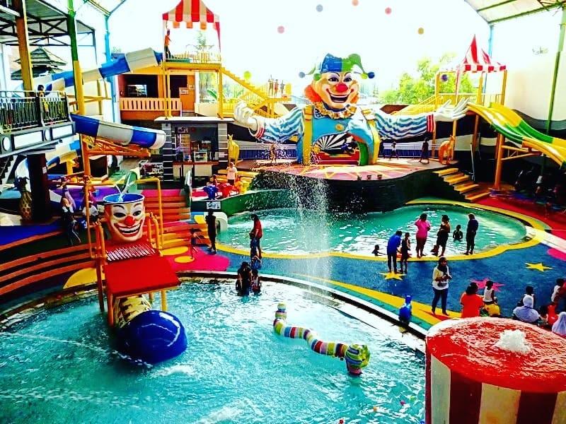 Harga Tiket Sirkus Waterplay Jatiasih