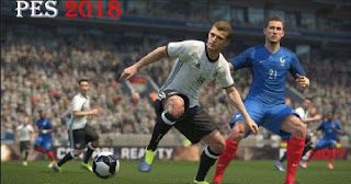 PES ARMY Mod PES 2018 PPSSPP Android