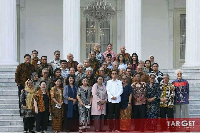 Presiden Joko Widodo Pertimbangkan Semua Opsi Penyelesaian Terkait UU KPK