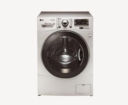 Daftar Harga Mesin Cuci LG Baru dan Lengkap 2015