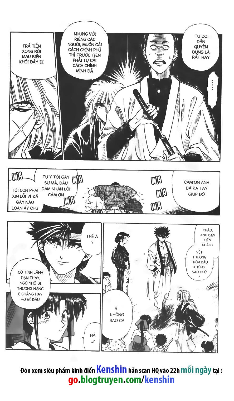 Rurouni Kenshin chap 5 trang 15