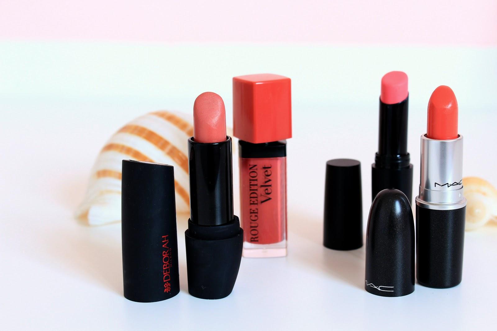 Pink Lipsticks