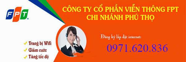 Lắp Đặt Wifi fpt Phường Minh Nông, Thành phố Việt Trì