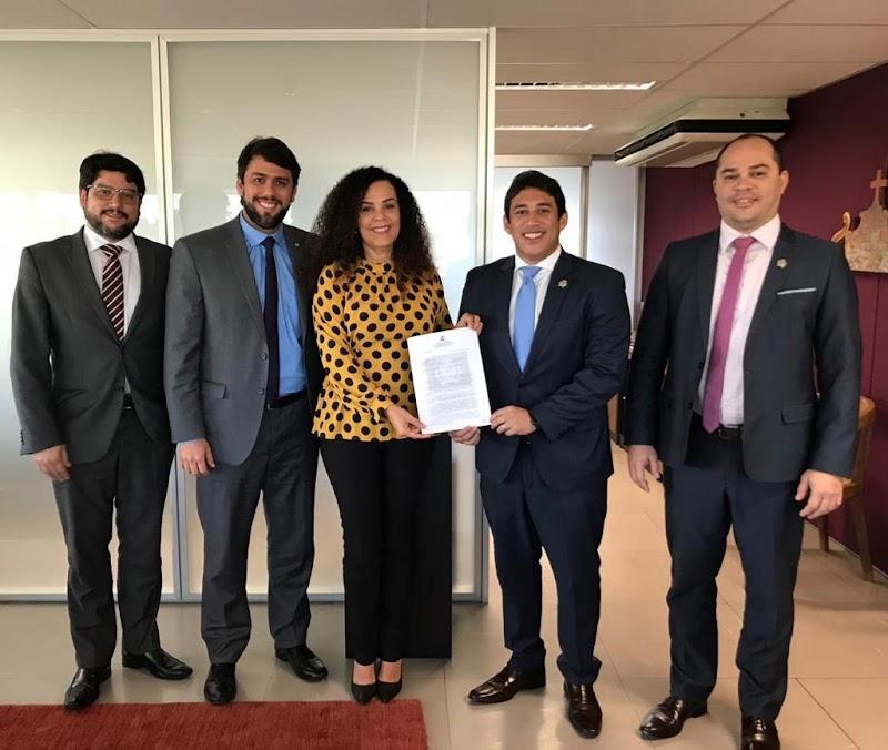 Presidentes da Câmara e do Iphan tratam de investimentos para o Centro Histórico de São Luís