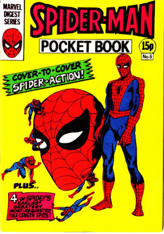 Spider-Man pocket book #6