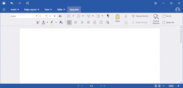Screenshot OfficeSuite Premium 3.60.27307.0 Full Version