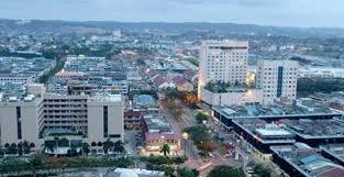 Daftar Kota terbesar di Kalimantan