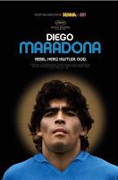 Diego Maradona - Estrenos de cartelera del fin de semana del 11-12 Julio