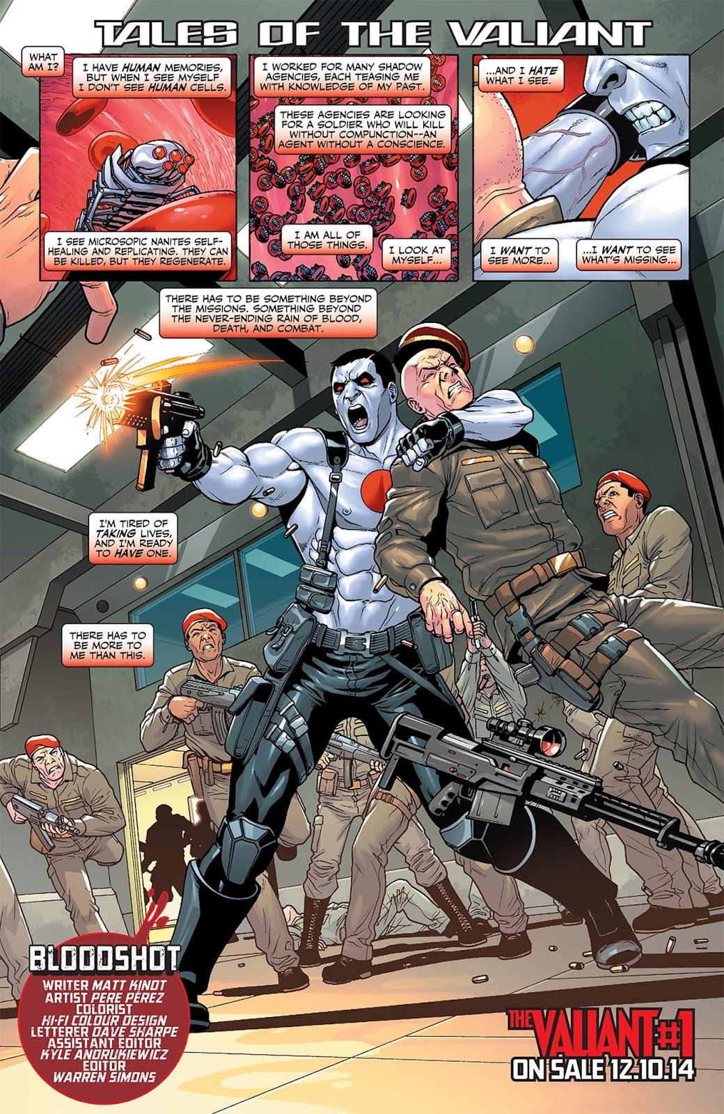 tales of the valiant 2014 ign web comic digital empire