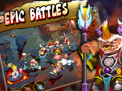 Monkey King Saga Apk