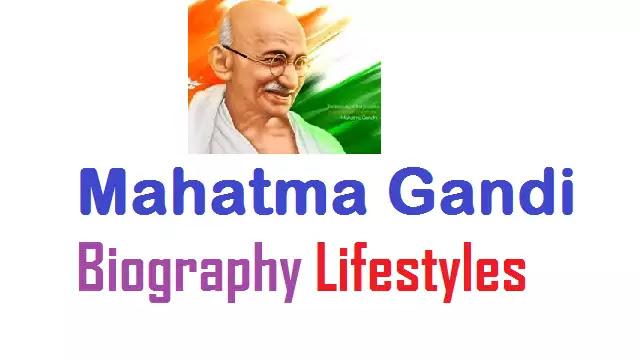 Mahatma Gandhi biography in Odia
