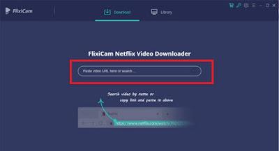 FlixiCam Netflix Video Downloader watch netflix offline