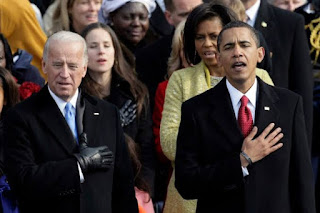 Completion of 12 years. Barack Obama taken oath as the 44th President of USA on 20 January 2009