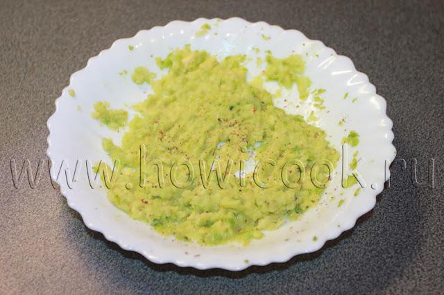 рецепт кальмаров с авокадо от джейми оливера с пошаговыми фото