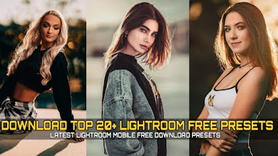 20 best LightRoom preset zip file download