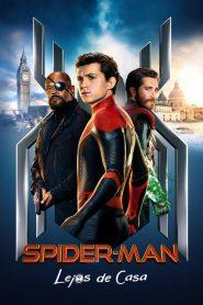 Spider-Man Lejos de casa (2019) Online latino hd