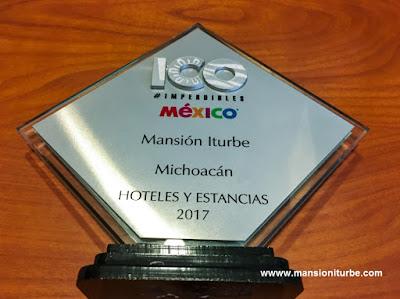 100 Imperdibles de México: Hotel Mansión Iturbe en Pátzcuaro, Michoacán