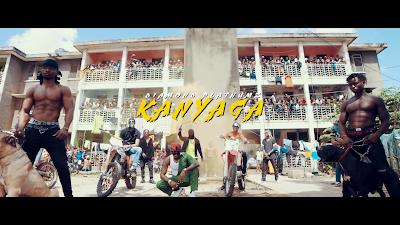 VIDEO | DIAMOND PLATNUMZ - KANYAGA|[official mp4 video ]