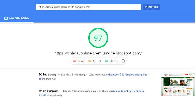 Giới thiệu 4 cách test tốc độ Website mình ưa dùng