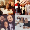 Happy Woman shows off her two husbands and reveals they are happy together. PHOTOS