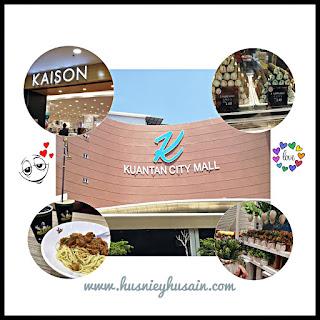 JJCM @ Kuantan City Mall
