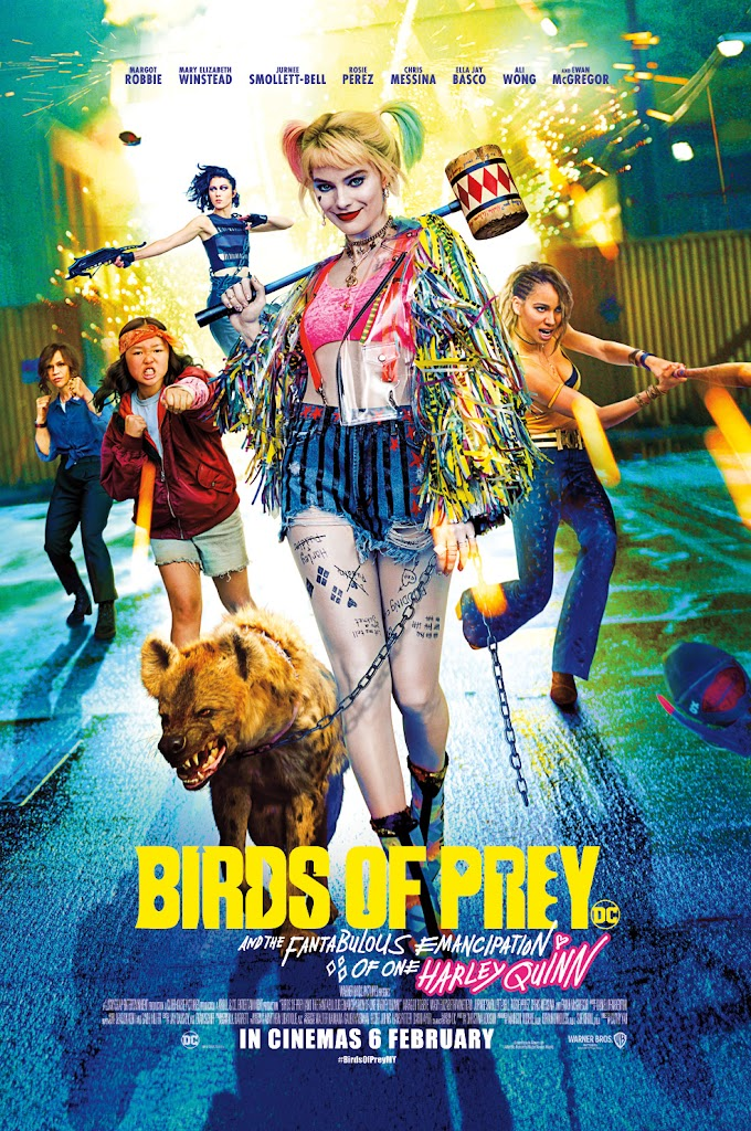 Review Filem Birds Of Prey: And The Fantabulous Emancipation Of One Harley Quinn