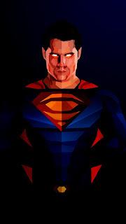 Super Man Mobile HD Wallpaper