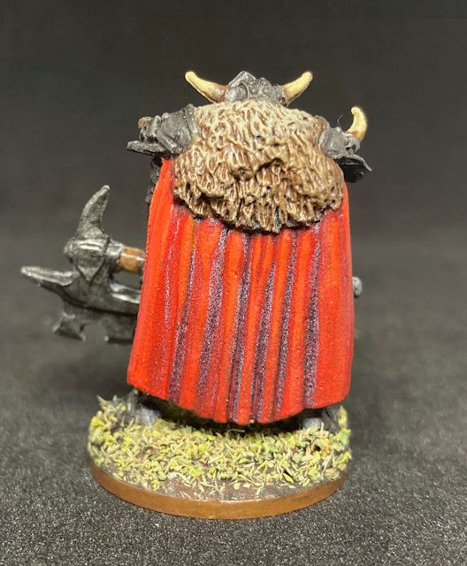 Norgol, Irongrave Knight (SKU 77065) - back