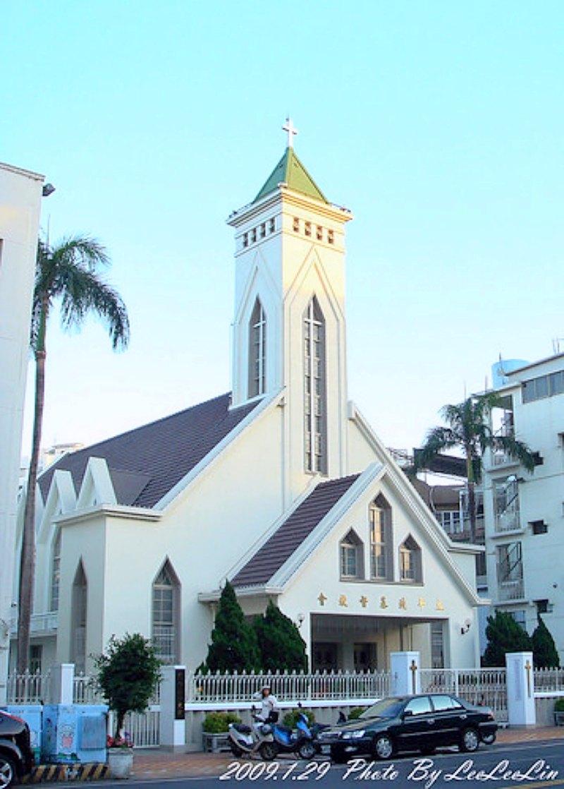 台南公會堂-吳園|太平境基督教會教堂|台南氣象館|台南國立文學館