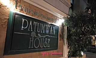 Part 3 | Patumwan House, Bangkok di tepi sungai
