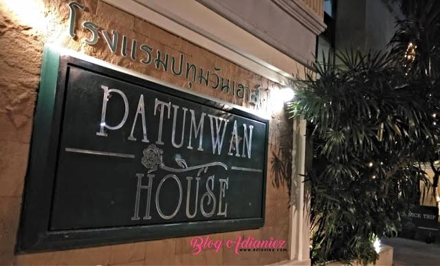 Part 3 | Patumwan House, Bangkok di tepi sungai