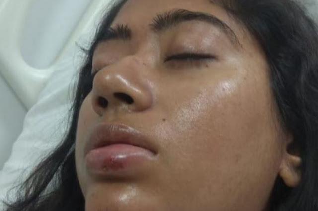 बाइक सवार झपटमारों ने दिनदहाड़े ANI की महिला पत्रकार का मोबाइल छीना - newsonfloor.com