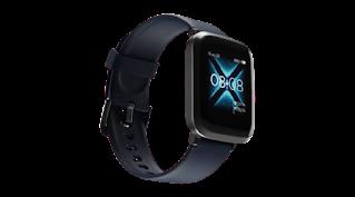 boAt's Storm Smartwatch