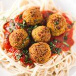 Vegan Ikea Style Meatballs