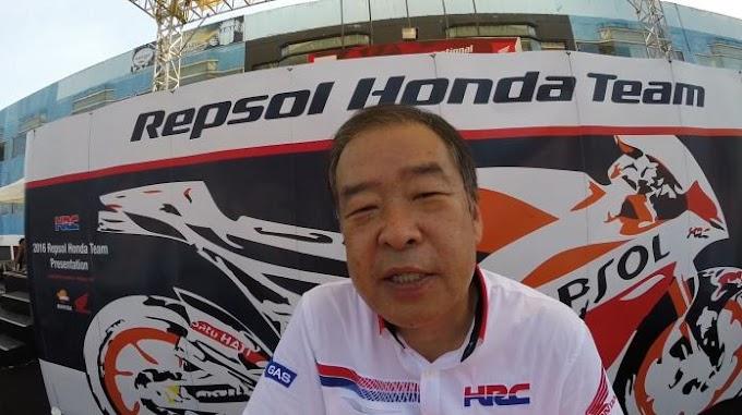 Launching Repsol Honda Team di Sentul Bikin Bangga