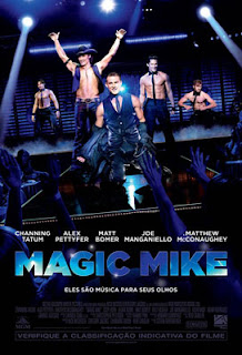 Enviar Magic Mike para o Twitter