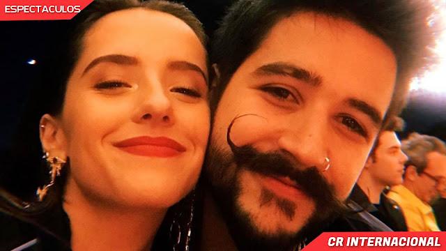 Camilo difundió una íntima fotografía con Evaluna