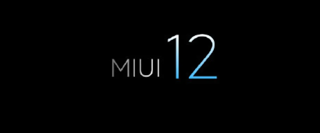 lirisnya MIUI 12, MIUI 12 global