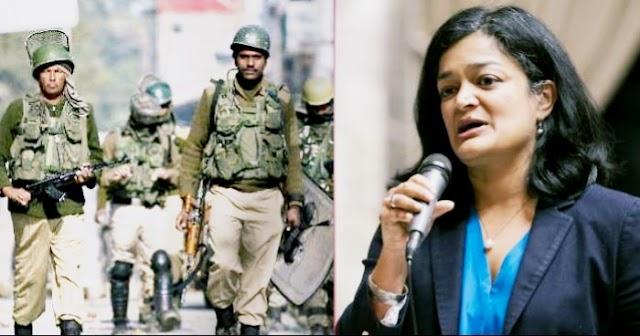 भारतीय अमेरिकी विधायक कश्मीर से सीमा तय करने के लिए समाधान पेश करते हैं।